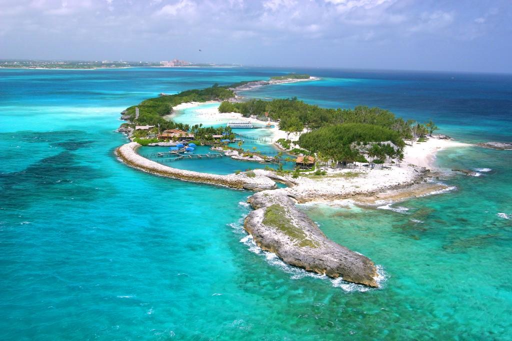 3Blue Lagoon Island